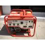 Generador Electrico 6000 Watts 110-220 Multiquip Honda Rudo