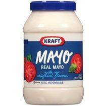 Kraft Mayo Reales Mayonesa 30 Fl Oz