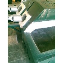 Horno Para Fundir Aluminio Concentrados Minerales Oro Plata