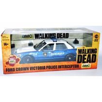 Greenlight Walking Dead 1:18 Ford Crown Victoria Patrulla