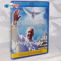 Papa Francisco Misionero De Misericordia Y Paz - 2 Blu-ray