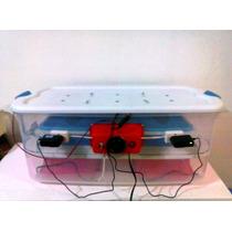 Incubadora ¿ Nacedora - Automatica - 90 Huevos