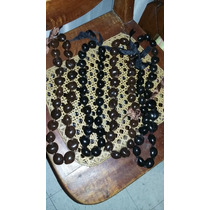 Kukui Collar Hawaiano Semilla Original