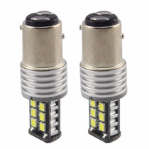 Foco Led Cuartos Stop 1157 1024 Base Bay15d Canbus
