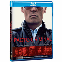 Pacto Criminal Johnny Depp , Pelicula En Blu-ray