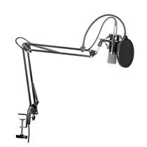 Microfono Condensador Profesional Estudio Podcast Youtube