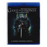 Game Of Thrones Juego De Tronos Temporada 1 Uno Blu-ray