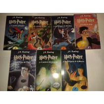 Harry Potter Libros 1 A 7 Portada Suave ... J. K. Rowling