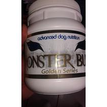 Monsterbully Golden La Mejor Proteina Para Perros