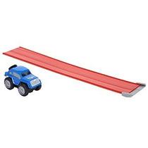 Max Tow Truck Mini Camiones Crawler Cuerpo Estilo Azul