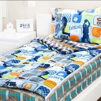 Zipit Bedding Edredon Nino Cobija Bolsas Sleeping Bag