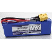 Bateria Pila Lipo 1600mah 7.4v 2s 20c Turnigy Dji