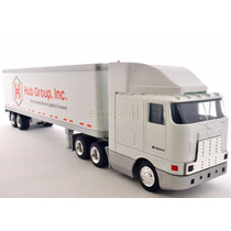 1:48 Tracto Camion International Eagle Chato Trailer
