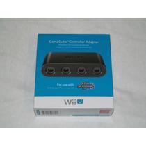 Adaptador Gamecube - Wii U Oficial Nintendo
