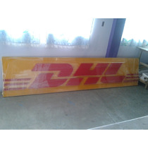 Letreros 3d Corporeos En Aluminio Acrilico Trovicel Mdf