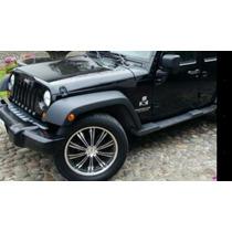 Juego Rines 20s Jeep, Cherokee,chevrolet, Doble Barrenacion