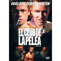 Dvd El Club De La Pelea ( Fight Club ) 1999 - David Fincher