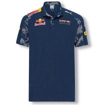 Playera Polo Red Bull Racing F1 Genuia Linea 2016 Ricciardo