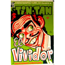 Dvd Mexicano Doble Tin Tan El Vividor Clavillazo La Movida