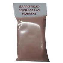 Arcilla Rojo Para Mascarillas Y Exfoliante, Cosmetologia