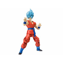 Dragon Ball Resurrection Sh Figuarts - God Super Saiyan Goku