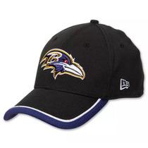 Gorra New Era 39thirty 3930 Nfl Baltimore Ravens Size M/l