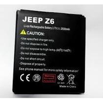 Bateria Para Celular Z6 Jeep Precio Especial