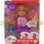 Little Mommy Bebita Habla Conmigo Marca Mattel Envio Gratis