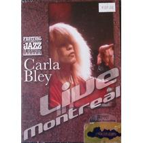 Carla Bley - Live Montreal Dvd Nuevo Cerrado Imp De Usa