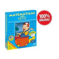 Matematicas Con Pipo 100% Original Y Facturados