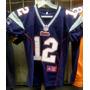 Jersey Replica Oficial Para Dama Tom Brady Patriots
