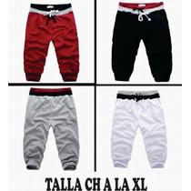 Pants 3/4 Envio Gratis Moda Asiatica