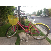 Bicicleta Urbana Marca Deimosbike, Excelente Estado