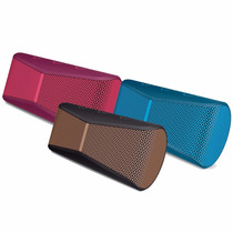 Bocinas Logitech X300 Bluetooth Recargable Portatil 10m Usb