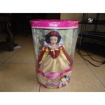 Disney Snow White Blanca Nieves Porcelana Brass Key Keepsake