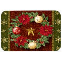 Guirnalda Del Acebo Con La Navidad Adornos De Cocina O Baño
