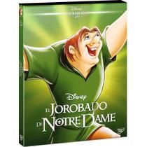 Pelicula El Jorobado De Notredame Disney Diamante Dvd