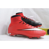 Cr7 Superfly Natural Negro Rojo De Inmediato Sin Esperas!!