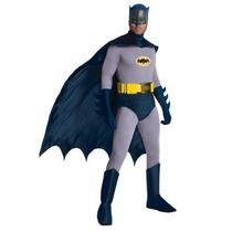 Disfraz De Batman Clasico Para Adultos Envio Gratis