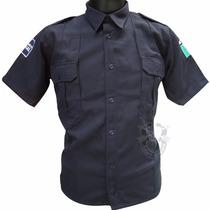 Camisa Camisola Para Policía Tipo 5.11 P/uniforme Municipios