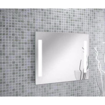 Espejos Decorativos Iluminación Led Integrada 90x70 Maquilla