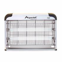 Atrapa Insectos Electrico Aspectek P/ Interior 15.5inch 20w