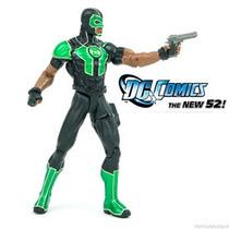 Linterna Verde Dc Green Lantern The New 52 Simon Baz Fig Vv4