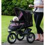 Carreola Para Mascota Perro Transportadora Jaula Todo Terren