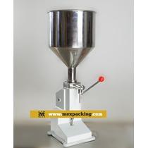 Llenadora De Viscosos Manual 5-50ml