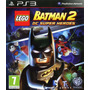 Lego Batman 2 Dc Super Heroes Ps3 .: Ordex :