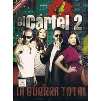 El Cartel De Los Sapos Temporada 2 Parte 2 Serie Tv En Dvd