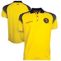 Camisa Polo Club Aguilas Del America Producto Con Licencia