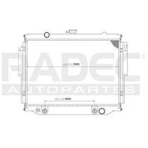 Radiador Dodge Van 1999-2000-2001-2002 V6/v8 3.9/5.9 Lts Aut