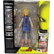 Sh Figuarts Androide 18 Dragon Ball Z